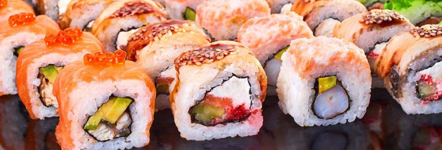 Un restaurant japonais à Grenoble